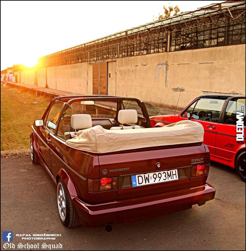 DLEDMV - Duo VW Golf 1 Cab - 12