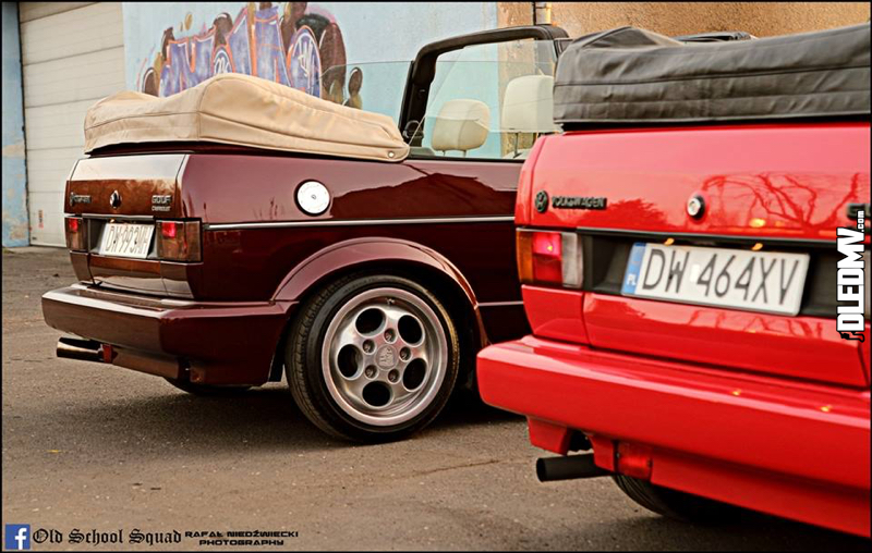 DLEDMV - Duo VW Golf 1 Cab - 24