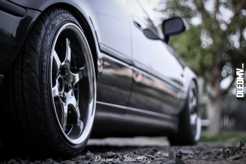 DLEDMV - Honda Legend Dam's McFly - 11