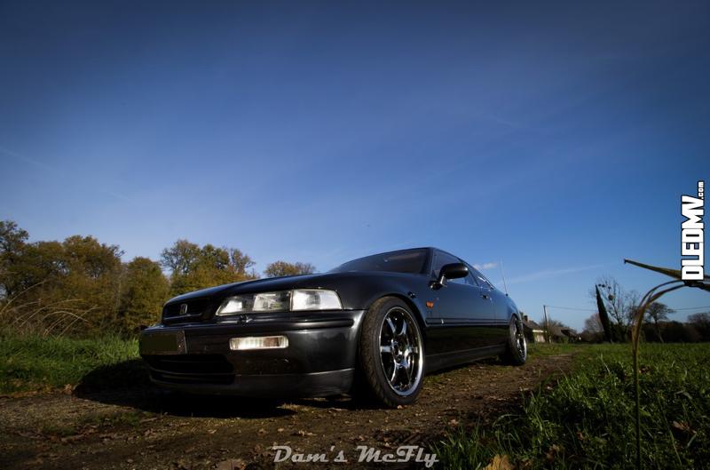 DLEDMV - Honda Legend Dam's McFly - 18