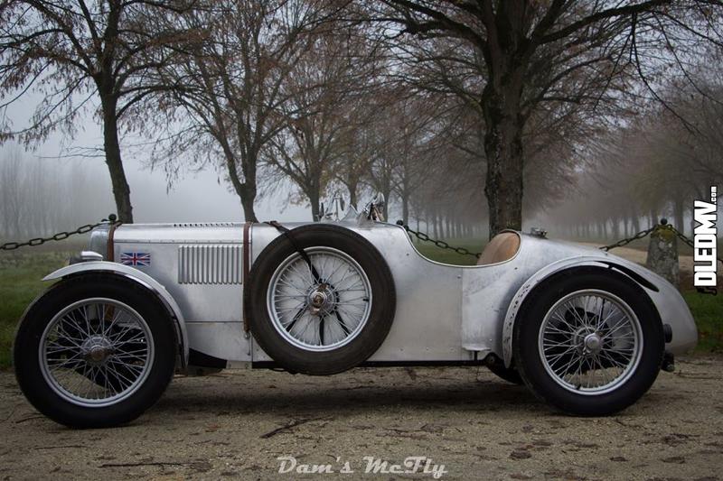 MG TC Type Q : Le charme des classiques ! 7