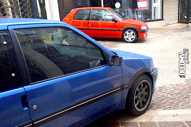 DLEDMV - Peugeot 106 XSI Brice&Lilian - 01