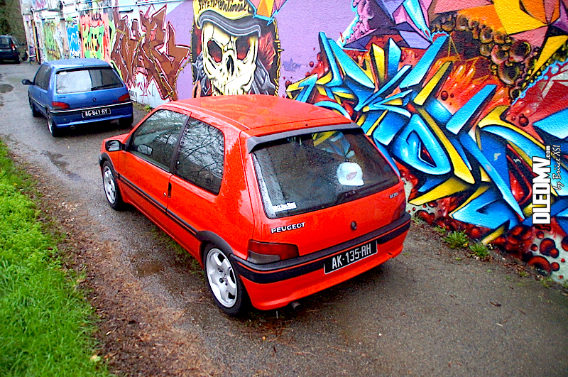DLEDMV - Peugeot 106 XSI Brice&Lilian - 06