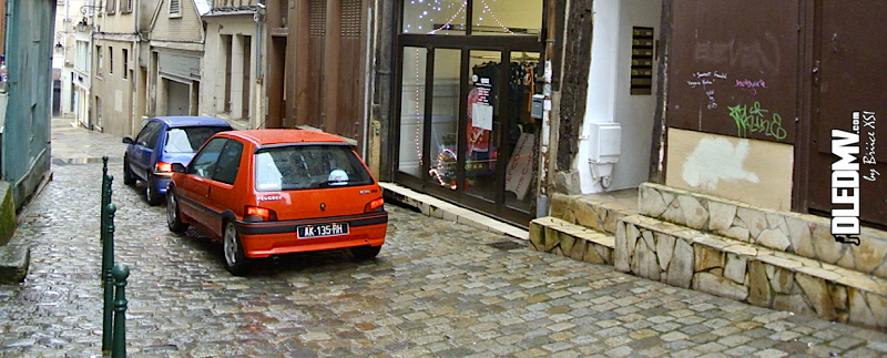 DLEDMV - Peugeot 106 XSI Brice&Lilian - 20