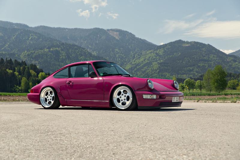 DLEDMV - Porsche 964 fushia milestone71 - 02