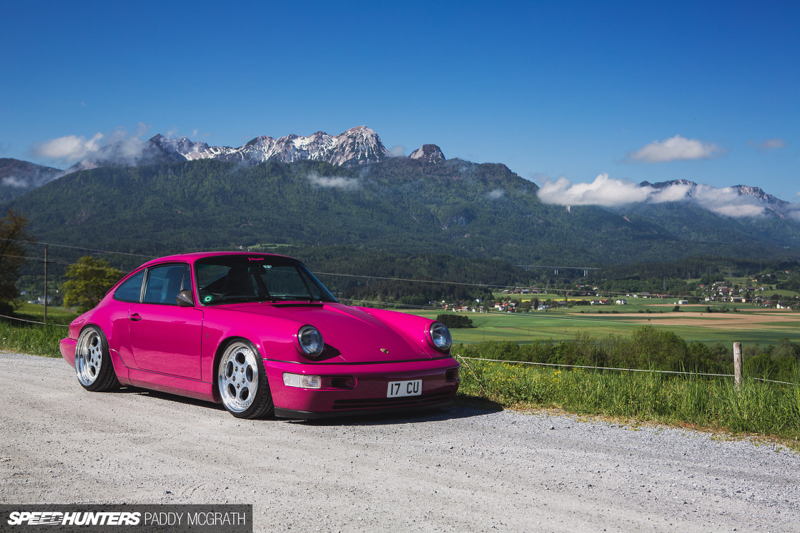 DLEDMV - Porsche 964 fushia milestone71 - 10