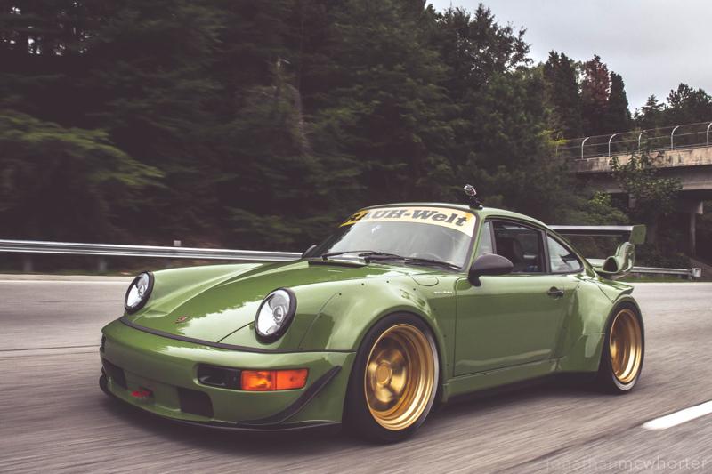 DLEDMV - Porsche RWB Clermont- 06