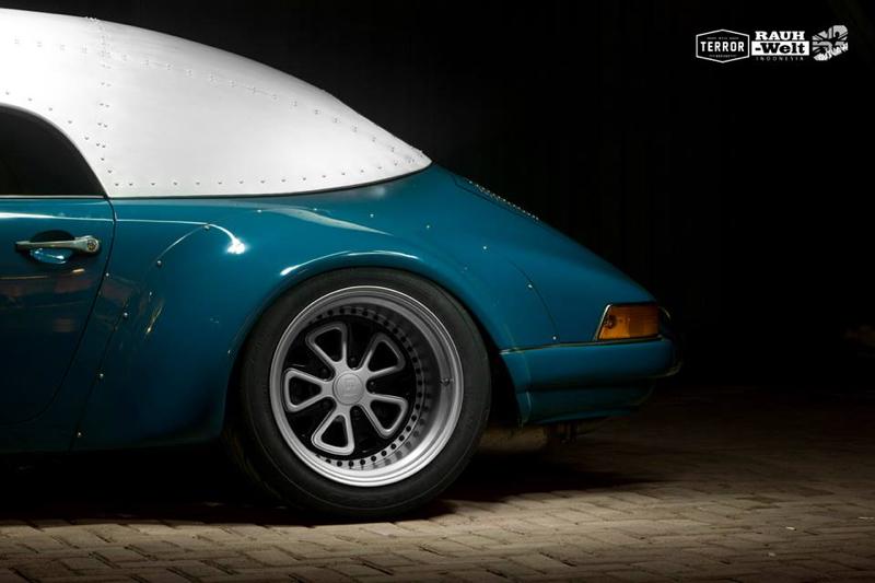 DLEDMV - Porsche RWB Speedster - 06