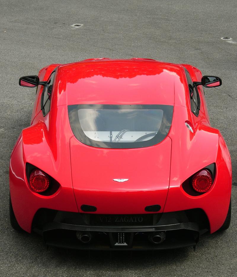 DLEDMV - Aston Vantage V12 Zagato - 09