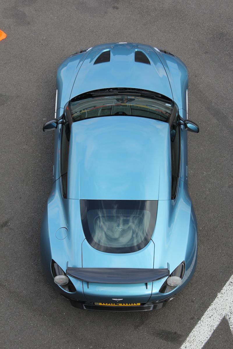 DLEDMV - Aston Vantage V12 Zagato - 10