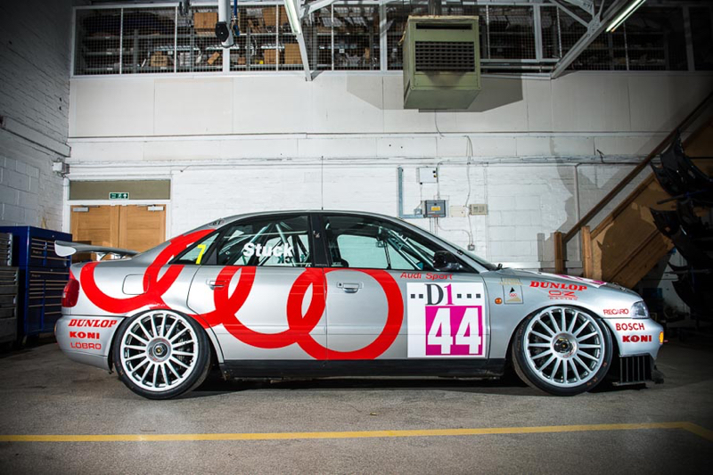 DLEDMV - Audi A4 Quattro Touring 90's - 04