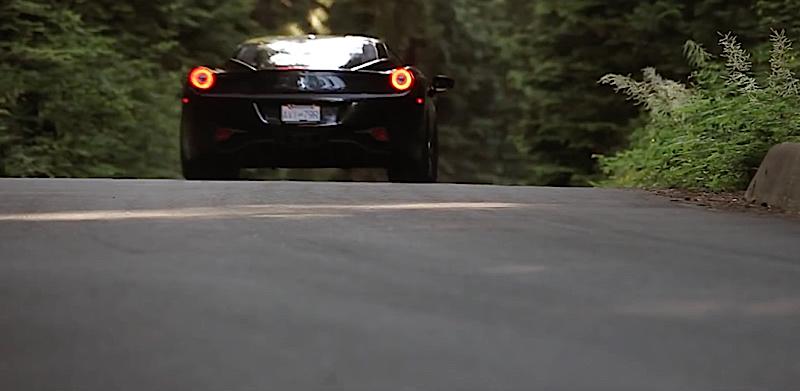 DLEDMV - Ferrari 458 disturbing peace - 02