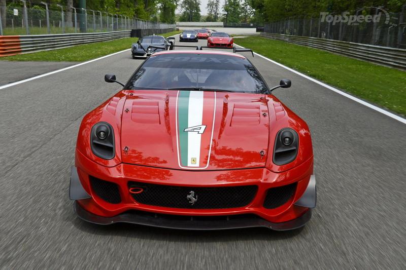 DLEDMV - Ferrari XX Familly - 01