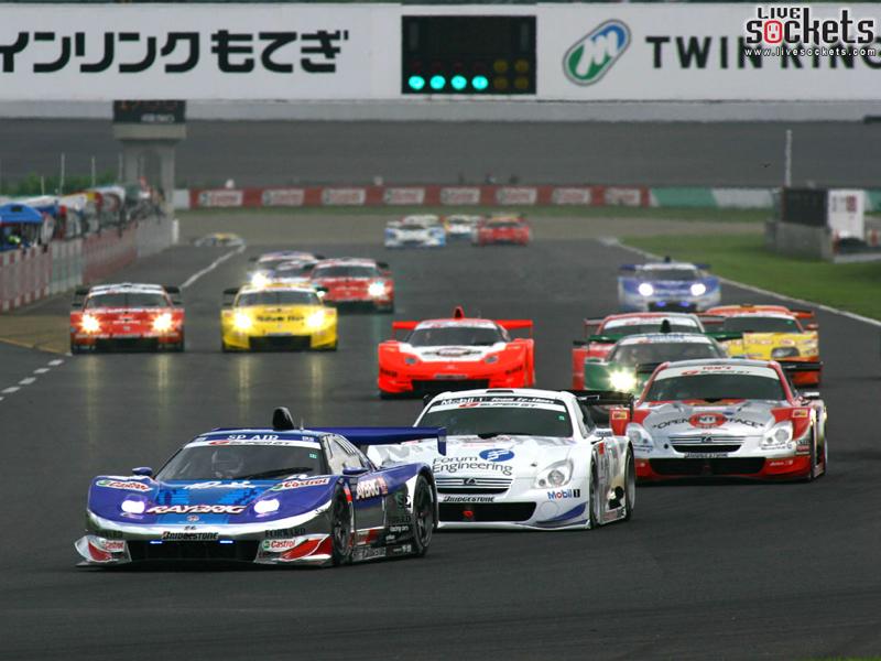 DLEDMV - JGTC Super GT The best - 08