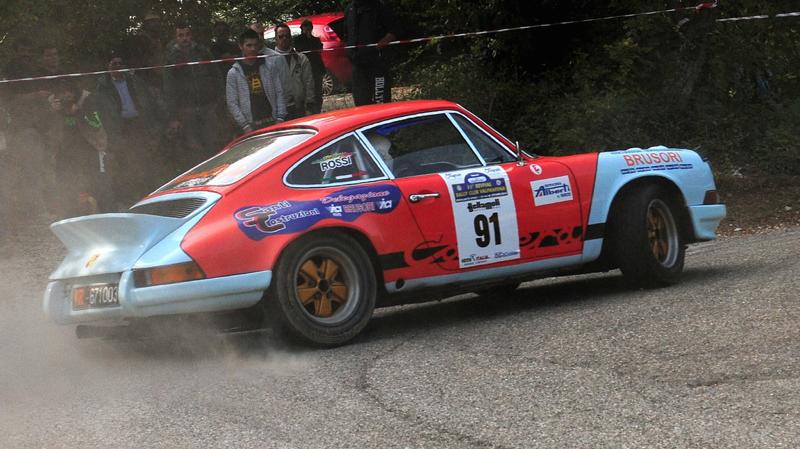 DLEDMV - Porsche 911 SC 2.7 drift - 01