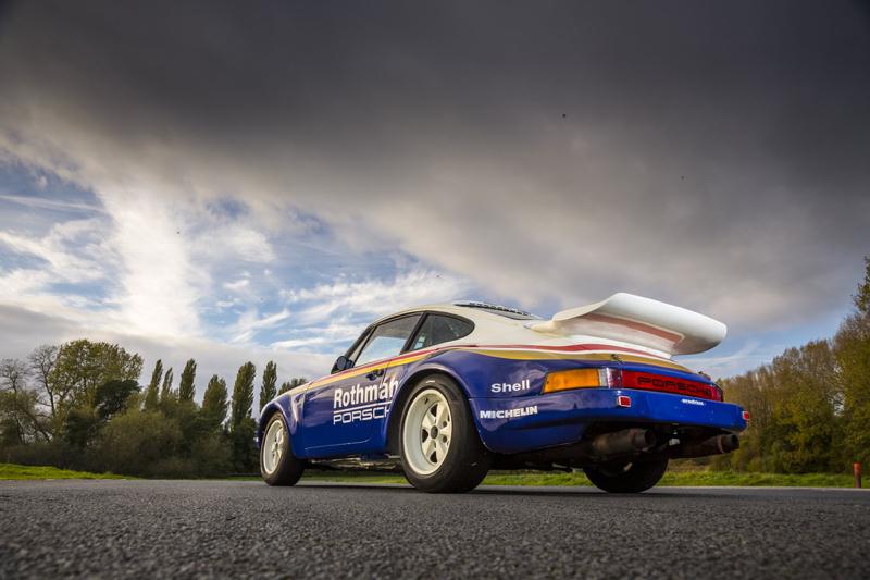 DLEDMV - Porsche 911 SC RS Nurb Neige - 05
