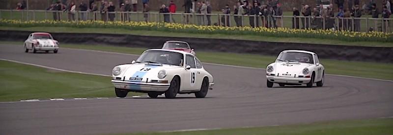 DLEDMV - Porsche 911 Slide & Drift goodwood - 01