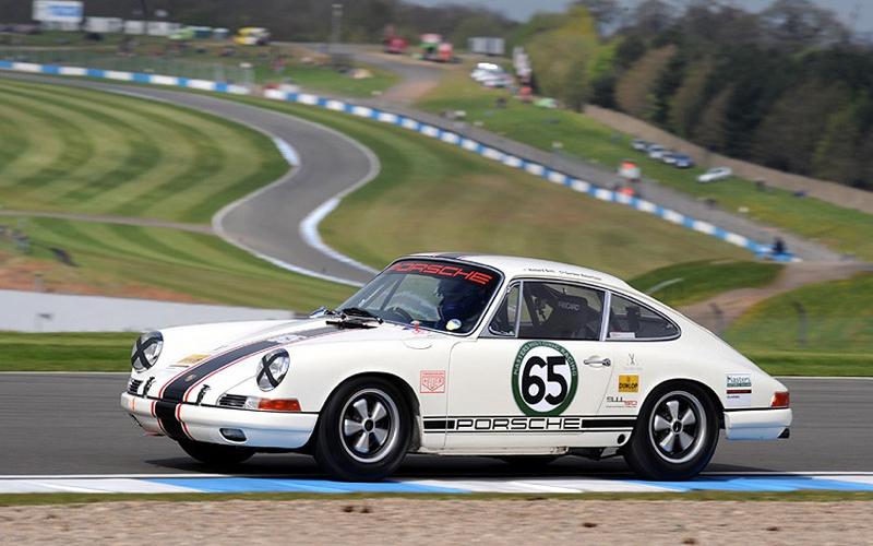 DLEDMV - Porsche 911 Slide & Drift goodwood - 03