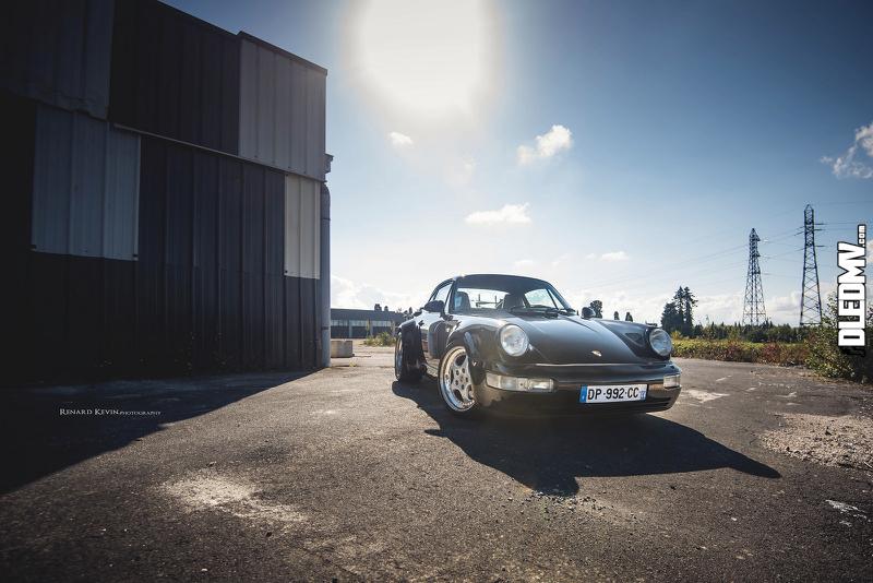 DLEDMV - Porsche 964 turbo X33 Kevin - 01