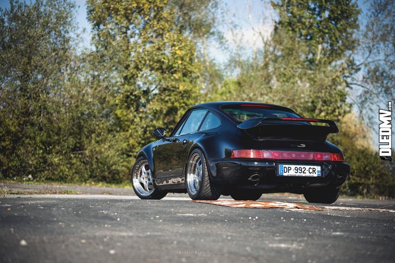 DLEDMV - Porsche 964 turbo X33 Kevin - 07