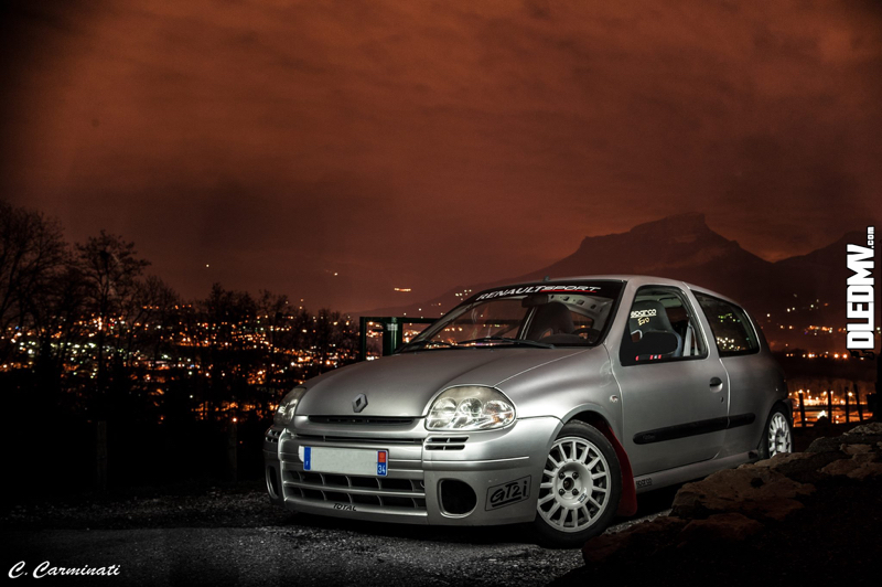 DLEDMV - Renault Clio RS Carminati - 02
