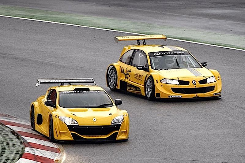DLEDMV - Renault Megane V6 Trophy - 01