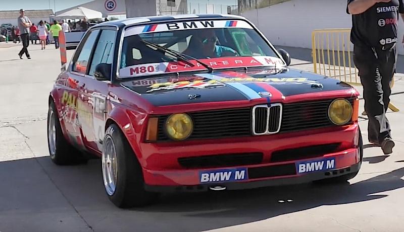 DLEDMV - BMW E21 Swap M5 - 03