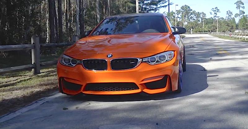 DLEDMV - BMW M4 Incurve - 01