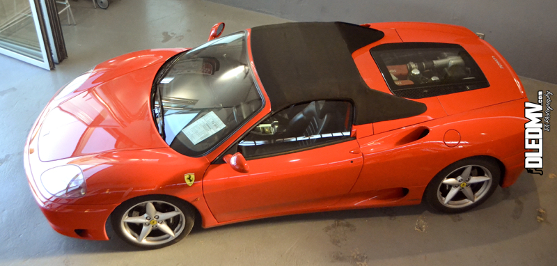 DLEDMV - Ferrari 360 Spider VDR84 - 02