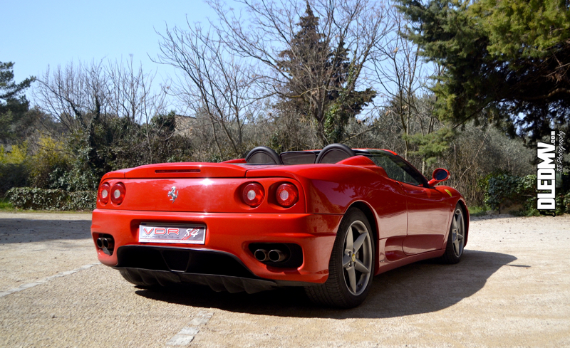 DLEDMV - Ferrari 360 Spider VDR84 - 16