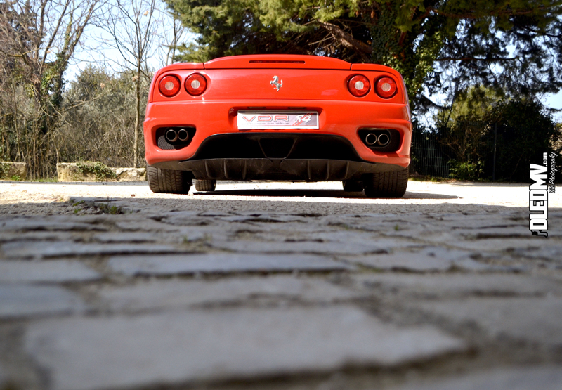 DLEDMV - Ferrari 360 Spider VDR84 - 17