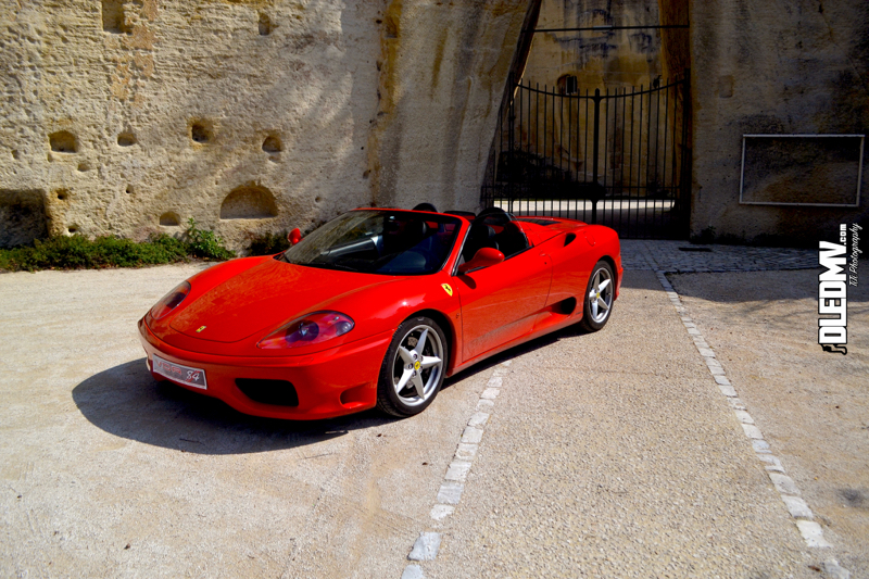 DLEDMV - Ferrari 360 Spider VDR84 - 19