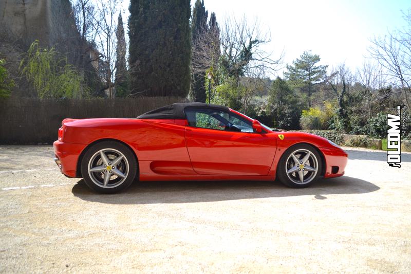 DLEDMV - Ferrari 360 Spider VDR84 - 31