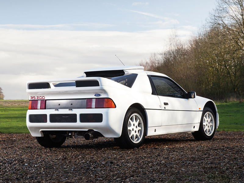 DLEDMV - Ford RS200 S - 11
