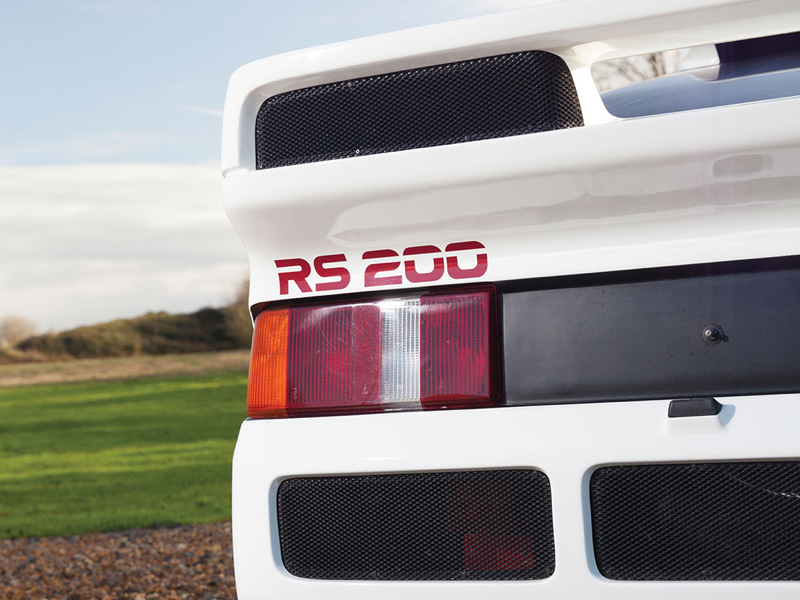 DLEDMV - Ford RS200 S - 13