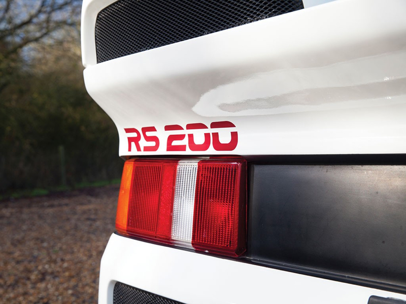 DLEDMV - Ford RS200 S - 25