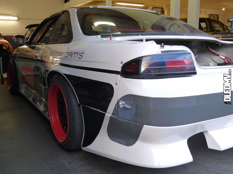 DLEDMV - Garage DAMS - 01
