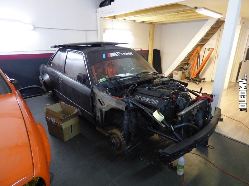 DLEDMV - Garage DAMS - 02