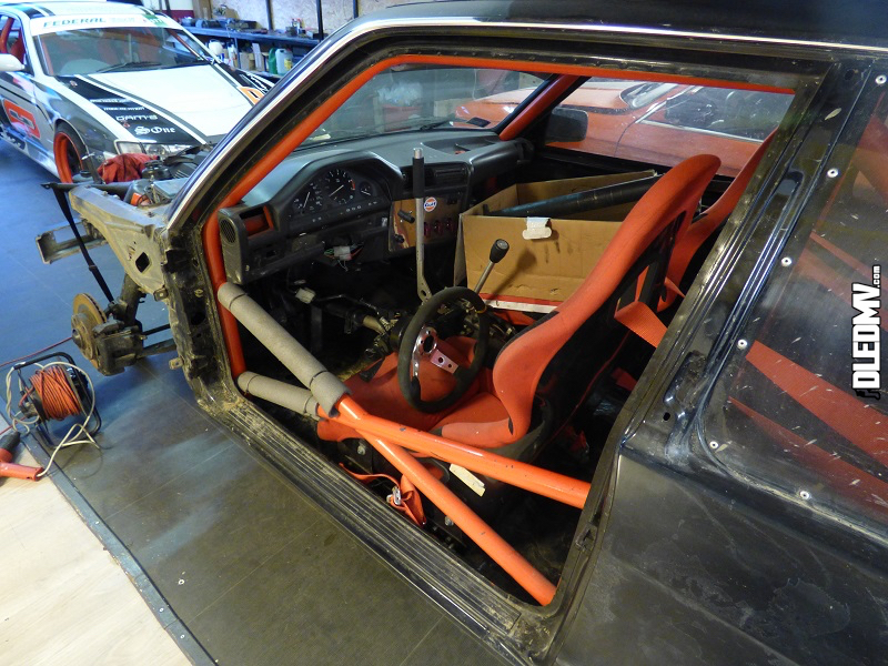 DLEDMV - Garage DAMS - 03