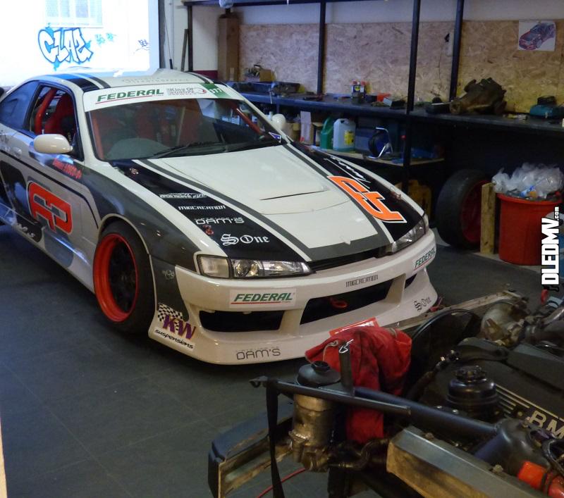 DLEDMV - Garage DAMS - 04