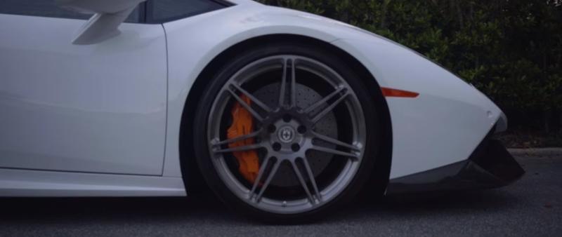 DLEDMV Lamborghini Huracan HRE 02