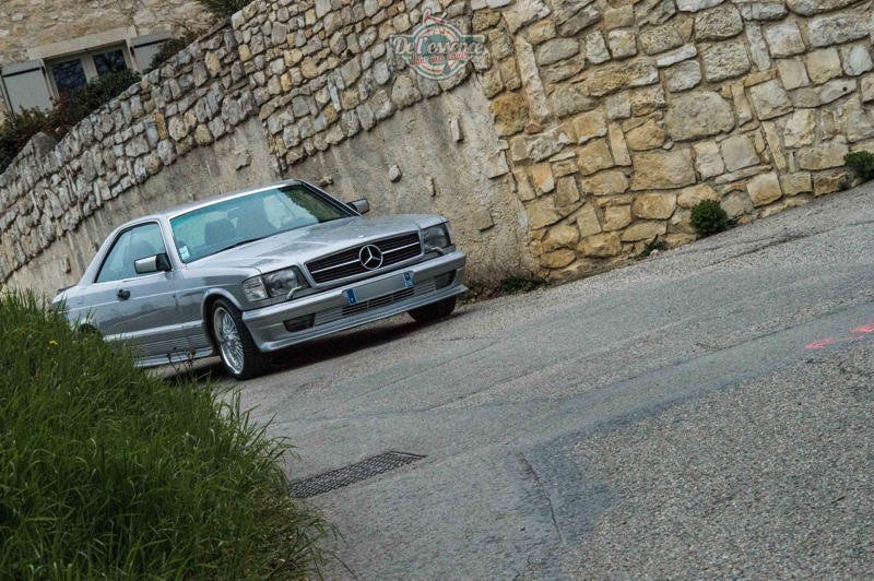 DLEDMV - Mercedes 500SEC Exclue - 10