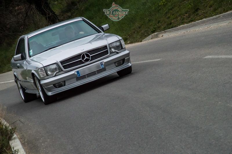 DLEDMV - Mercedes 500 SEC Exclue - 11