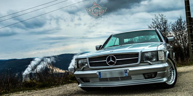DLEDMV - Mercedes 500 SEC Exclue - 14