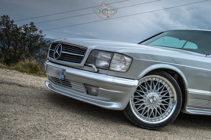 DLEDMV - Mercedes 500 SEC Exclue - 15