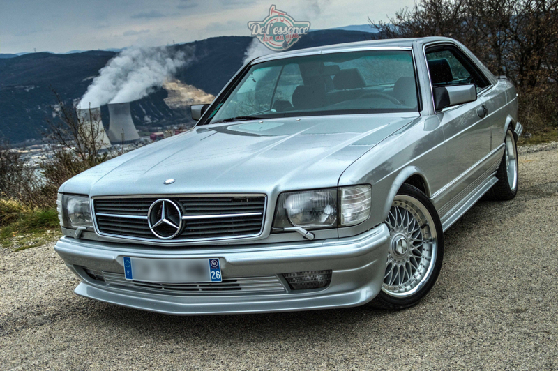 DLEDMV - Mercedes 500 SEC Exclue - 16