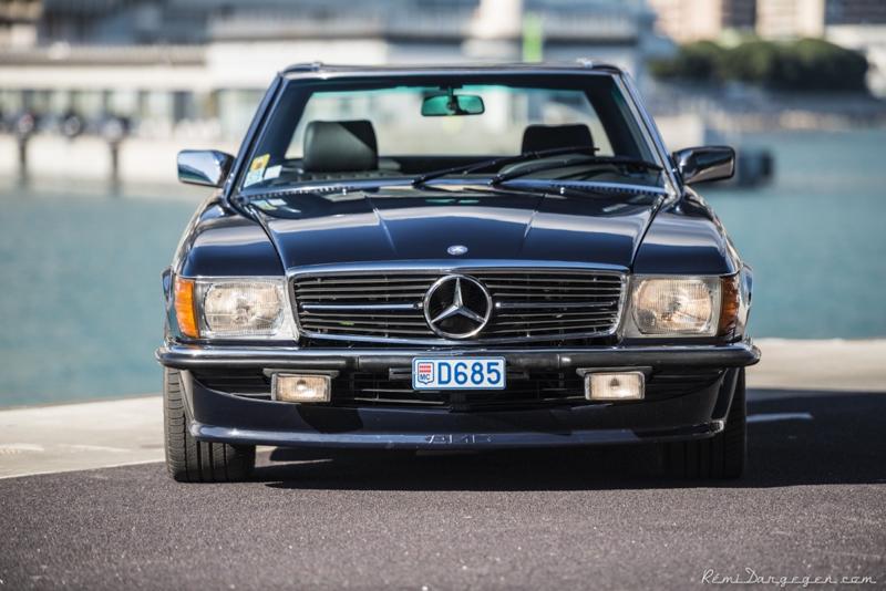 DLEDMV - Mercedes 560 SL AMG Schumi - 03