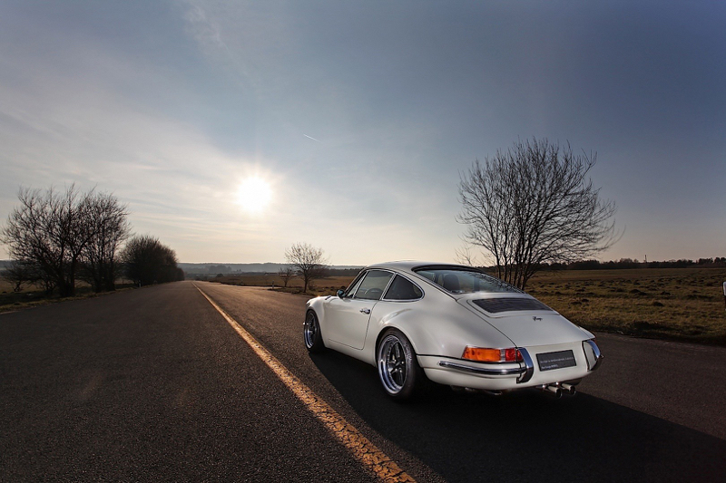 DLEDMV - Porsche 911 Kaege Restomod - 26