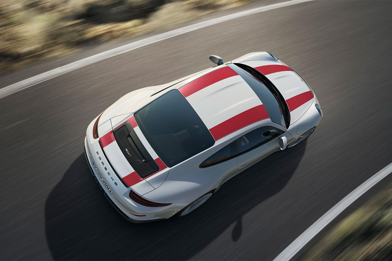 DLEDMV - Porsche 991 R - 06