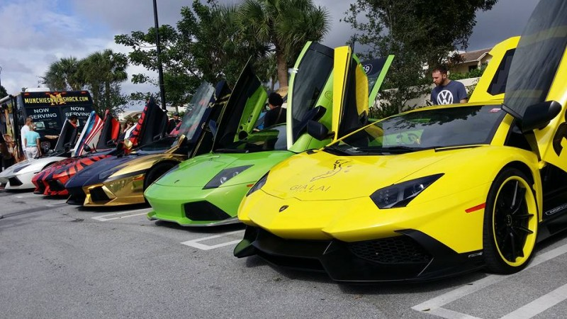 DLEDMV cars and coffee fevrier 02